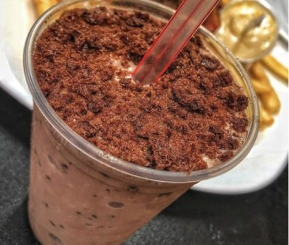 Metade do preço: Milk Shake por apenas R$ 5,99!