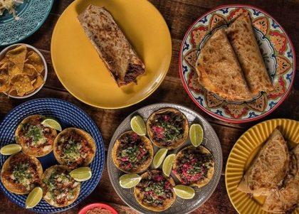 (Segunda a Quinta): Rodízio Mexicano Tradicional ou Vegetariano completo por R$ 39,90!
