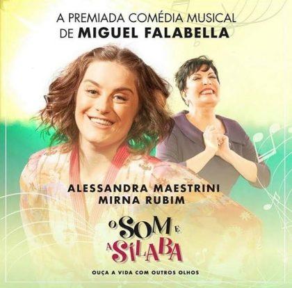 """50%OFF: Ingressos para o espetáculo """"O Som e a Sílaba"""" com 50% de desconto!"""