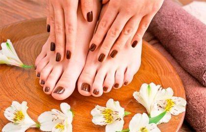 Manicure + Pedicure por R$ 39,90!