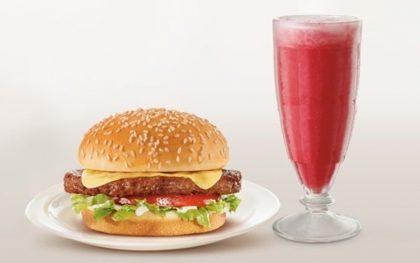 Combo: Bib's Cheese Salada + Bebida 300ml por apenas R$ 9,90