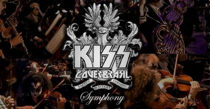 """Ingressos para o espetáculo """"Kiss Cover Brazil Simphony"""" com 30% de desconto!"""