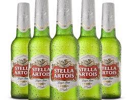 (Quarta) 5 Stella Long Neck [+18]