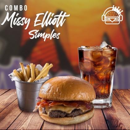 Lanche ao Missy + Batata Individual + Refrigerante por apenas R$ 28,00!
