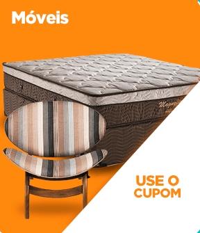 Cupom de 10% OFF em móveis e decoração no site das Casas Bahia