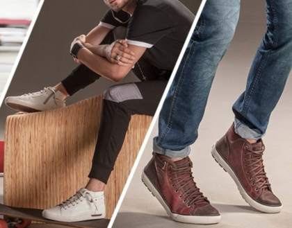 30% OFF em calçados masculinos