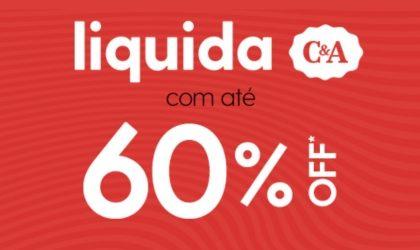 Liquida até 60% OFF + Cupom de 10% OFF em roupas femininas no site da C&A