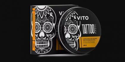 Ganhe uma Tattoo Magic nas compras acima de R$50 no site da Vito!