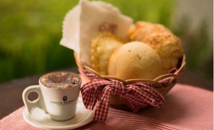 Pão de batata + Café espresso por apenas R$ 9,75!