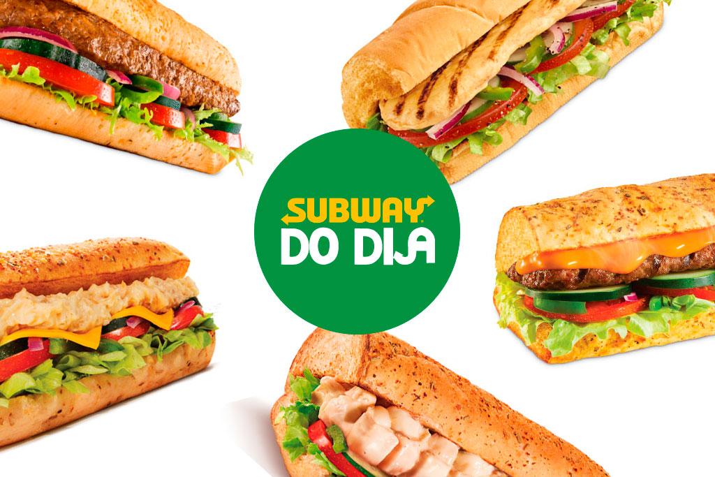 Subway do Dia!