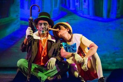 """""""Pinocchio, O Musical"""" com 30% de desconto!"""