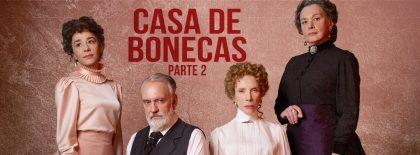 """Ingressos para o espetáculo """"Casa das Bonecas – Parte 2"""" com 50% de desconto!"""