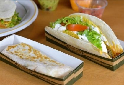 Combo: Super Taco + Porção de Nachos + Refrigerante Lata por R$13,90!
