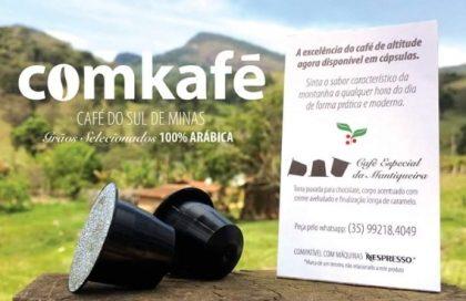 Comkafé: Ganhe degustação do Espresso Especial da Mantiqueira ao comprar um pacote de café