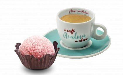 Docinho + Café Espresso por apenas R$ 5,60!