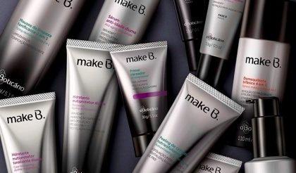 Shopping Maia: Desconto de até 20% em Make B. e Malbec!