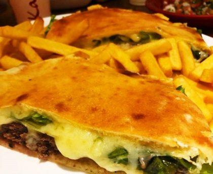 Beirute de Kafta + Batata Frita por apenas R$ 35,80!