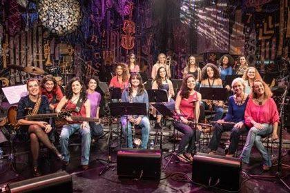 "Espetáculo ""Jazzmin´s Big Band & Anat Cohen"" com 30% de desconto!"