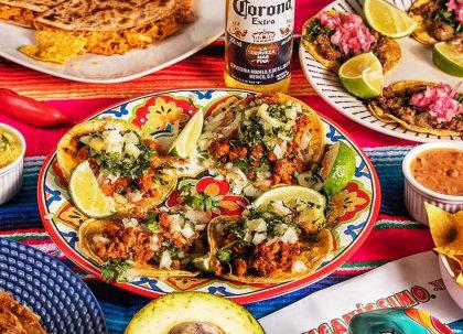 Rodízio Mexicano Tradicional ou Vegetariano por apenas R$ 49,90! (Segunda a Quinta)