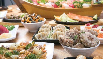 Jantar: Rodízio Japonês completo por apenas R$ 57,90!