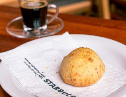 Shopping Maia: 1 Pão de Queijo + Espresso por apenas R$ 9,90!