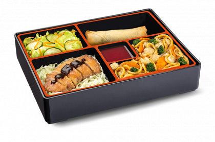 Bentô Box por apenas R$ 21,90 + Chá ou Guaraná grátis! (Shopping Cidade SP)