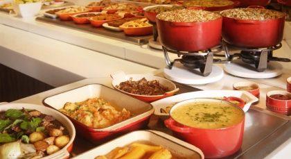 Buffet Árabe por quilo: De R$ 89,90 por R$ 71,90!
