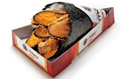Temaki Hot Salmão por apenas R$ 11,90!