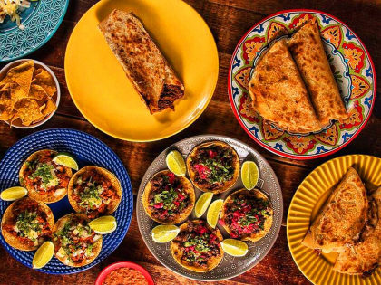 Rodízio Mexicano Tradicional ou Vegetariano por apenas R$ 54,90! (Sexta a Domingo)