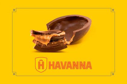 Páscoa Havanna: +15% OFF no site TODO!