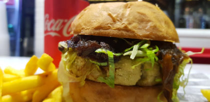 Combo R$ 30: Kisere Veggie + Fritas + Refrigerante!
