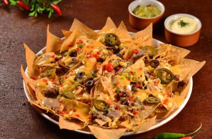 Rodízio Mexicano completo com pratos exclusivos por R$ 46,90!