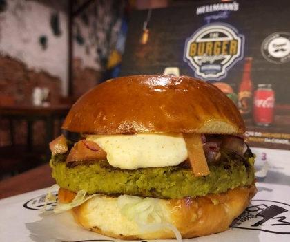 Combo R$25: Burger Veggie + Fritas + Refrigerante!