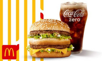 Big Mac + Bebida 500ml por apenas R$ 14,90!