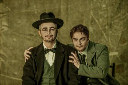 """Ingressos para o espetáculo """"Um Beijo em Franz Kafka"""" por apenas R$ 20,00!"""
