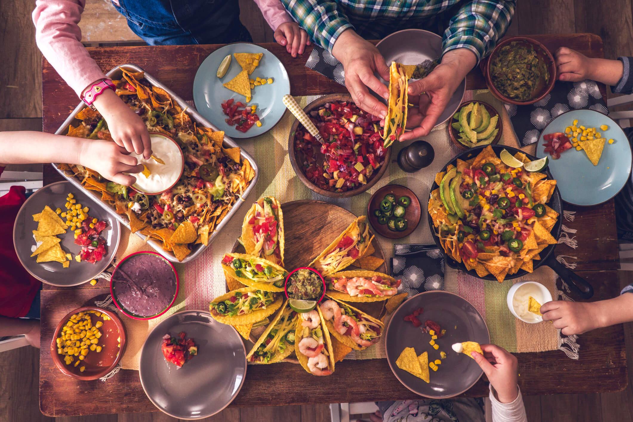 Conhece o restaurante Guacamole? Pegue o seu cupom e conheça o melhor da comida mexicana