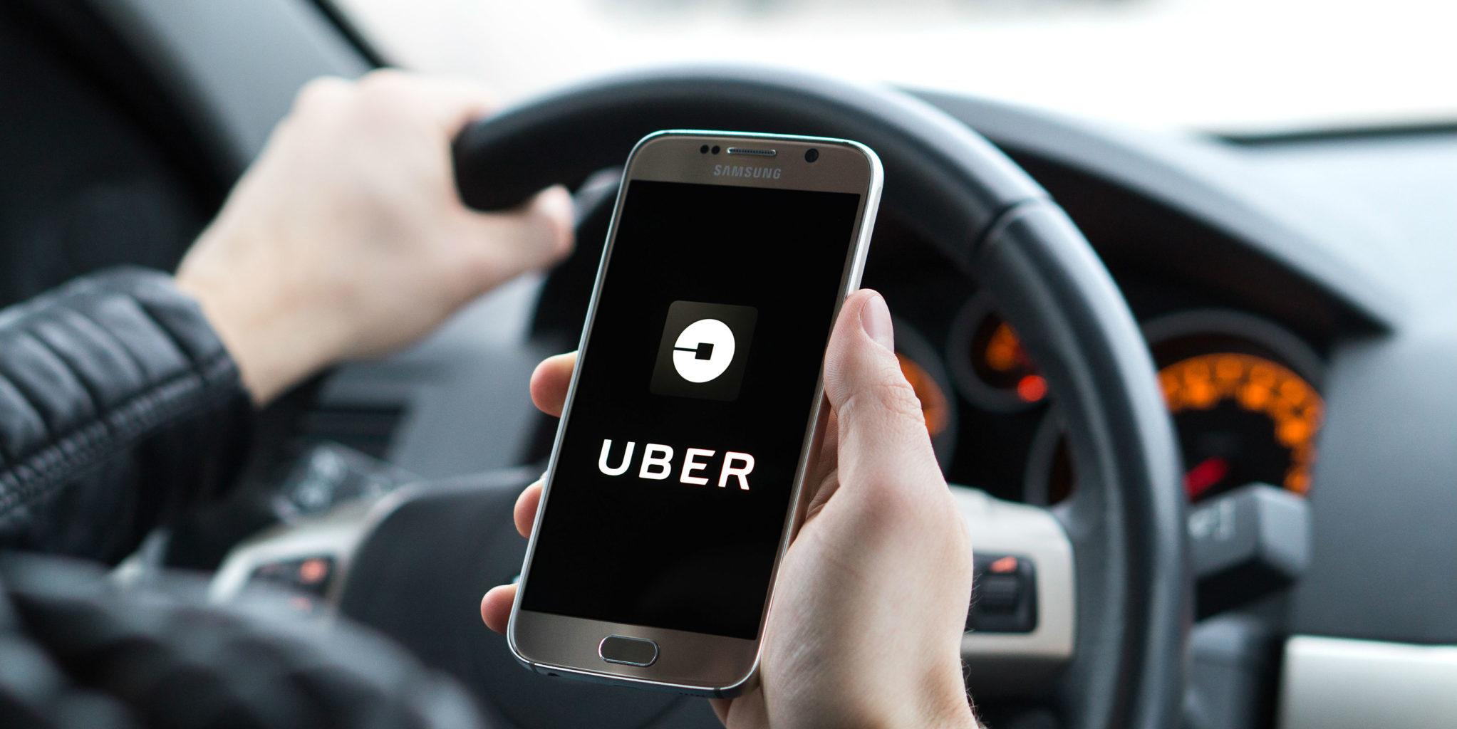 Cupom de desconto Uber!