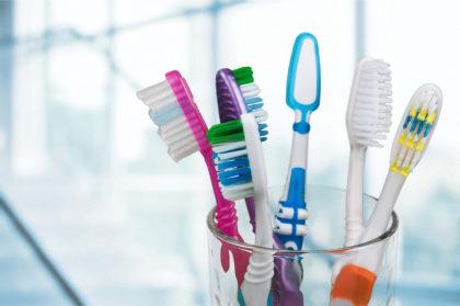 Escova de dente com 30% de desconto!
