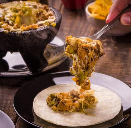 (21/4) Dia D: Rodízio Mexicano Tradicional ou Vegetariano por apenas 44,90!