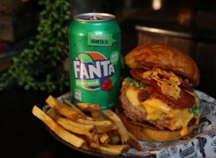 Combo R$ 30: Burger Ceprândio + Batata + Refrigerante!