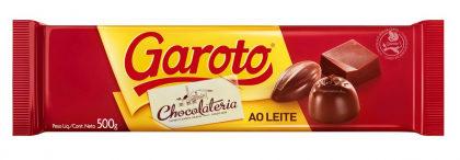 Coberturas de Chocolate em barra com 40% de desconto!