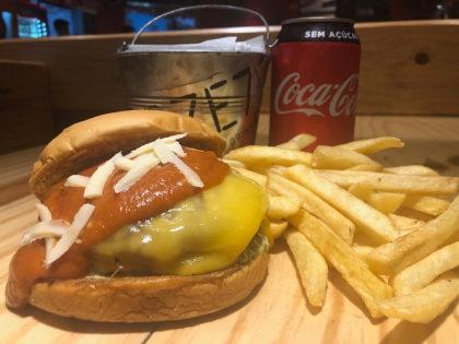 Cupom R$ 30: Hambúrguer + Batata Frita + Refrigerante!