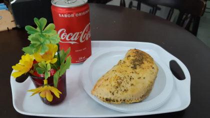 Salgado + Refrigerante por apenas R$ 7,00!