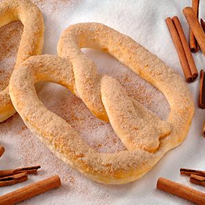 2 Pretzels de Açúcar com Canela por apenas R$ 15,40! (Boulevard)