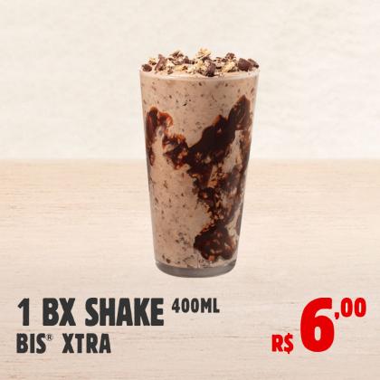 1 BK Shake Bis Xtra por apenas R$ 6,00!