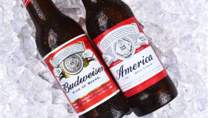 Na compra de 1 Budweiser, leve outra!