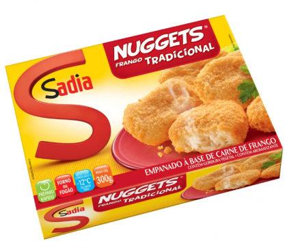Nuggets Sadia com 30% de desconto!