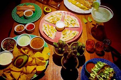 Rodízio Mexicano Completo + Sobremesa por R$49,90 às Sextas e Sábados!