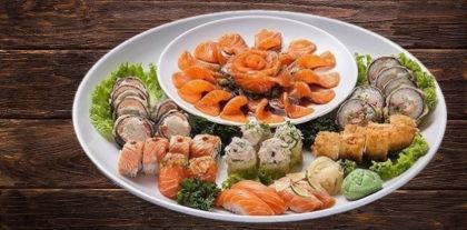 Para 2: 50 peças + 1 porção de Shimeki + 2 Bebidas (refil) por R$ 99,90!
