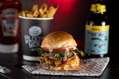 Special Burger + Batata frita + Bebida com 15% OFF! Mais Burger 4 Pet para seu cachorrinho